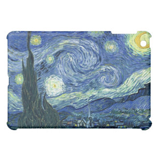 PixDezines Van Gogh Starry Night/St. Remy iPad Mini Skal