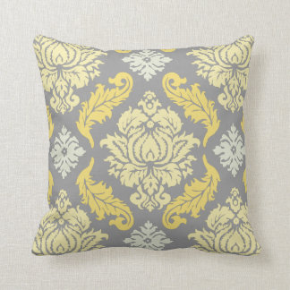 Browse the Damask Pillow Collection and personalize by color, design, or style.