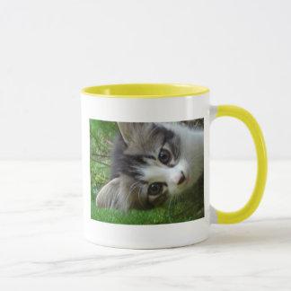 """PIXEL"" kattmuggen Mugg"