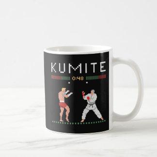 PIXEL Kumite Kaffemugg
