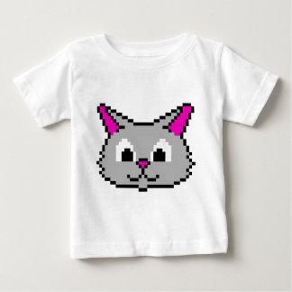 PIXELkatthuvud T-shirt