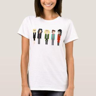 PIXELSestras skjorta - vågrät 5 - föräldralös Tee