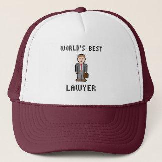 PIXELvärlds bäst hatt för advokat Keps