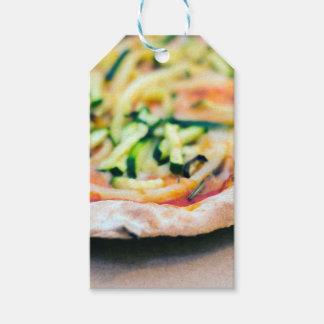 Pizza-12 Presentetikett