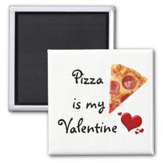 Pizza är min valentin magnet