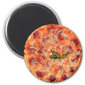 Pizza någon? magnet