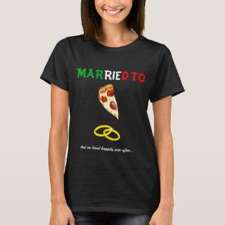 Pizzaälskareskjorta Tee Shirt