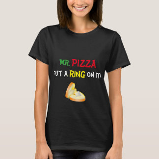 Pizzaälskareskjorta Tshirts