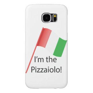 Pizzaiolo fodral samsung galaxy s6 fodral