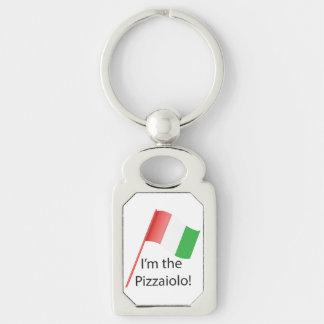 Pizzaiolo nyckelring