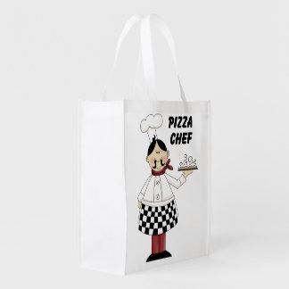 Pizzakock Återanvändbar Påse