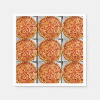Pizzaservetter Papper Servetter