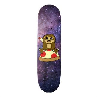 PizzaSloth Mini Skateboard Bräda 18,5 Cm