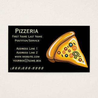 Pizzeria Visitkort