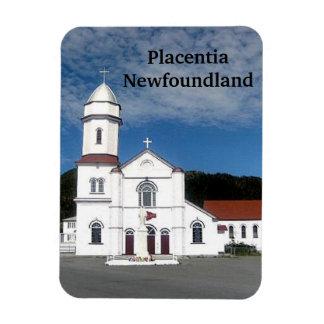 Placentia Newfoundland Labrador Kanada magnet