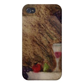 Plaisirs bär fruktt åtskilliga produkter iPhone 4 cases