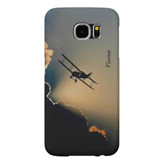 Plan himmel för Bi Galaxy S5 Fodral