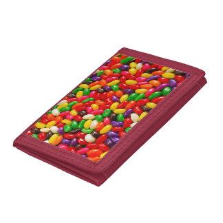 Plånbok för Jellybeangodistryck