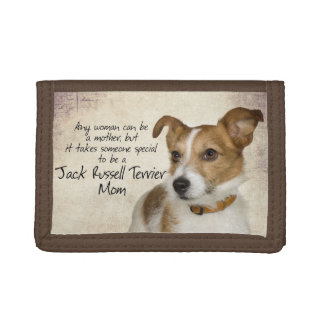 Plånbok för mamma för jackRussell Terrier