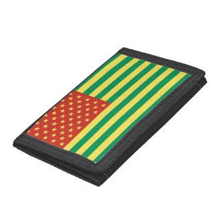 Plånbok för Rasta flaggaUS