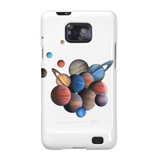 Planet Galaxy S2 Skydd