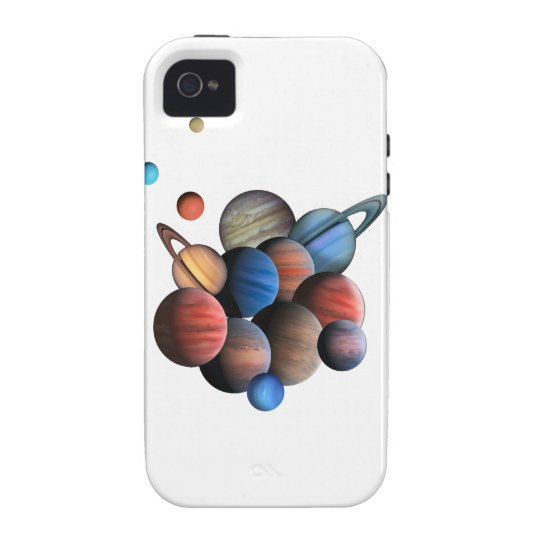 Planet iPhone 4 Fodral