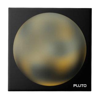 Planet Pluto Kakelplatta