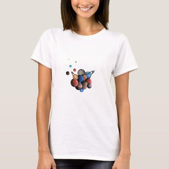 Planet T-shirts