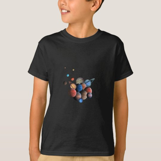 Planet Tee Shirts