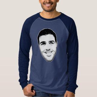 Planetkram manar T-tröja för Raglan T Shirts