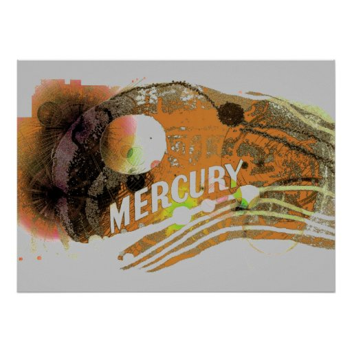 PlanetMercury #2 Posters