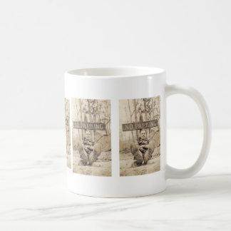 PLANKmugg (Yosemite 1940) Kaffemugg