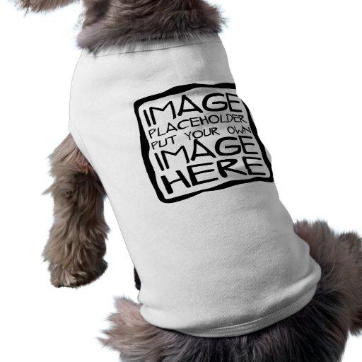 Planlägg din egna hund tröja