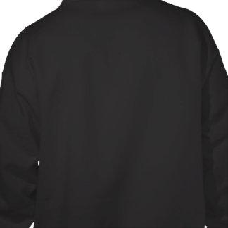 Planlägg din egna svart hoodie