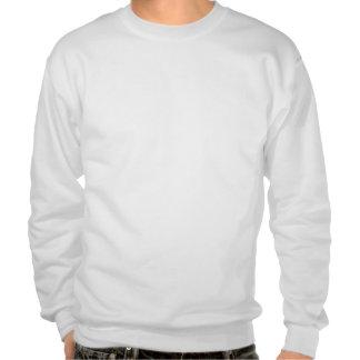 Planlägg din egna vit lång ärmad tröja