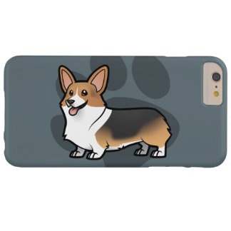 Planlägg ditt egna husdjur barely there iPhone 6 plus fodral