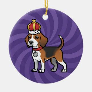 Planlägg ditt egna husdjur & foto julgransprydnad keramik
