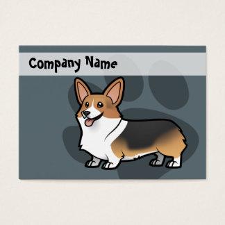 Planlägg ditt egna husdjur visitkort