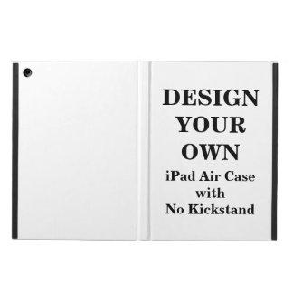 Planlägg ditt egna iPadluftfodral med inget iPad Air Fodral