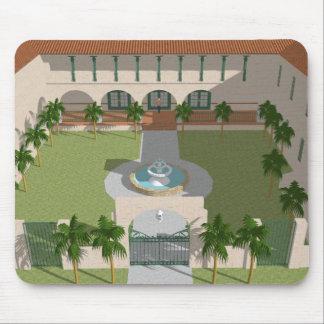 Plantagehotellet: Ny port Richey FL: Mousepad Musmatta