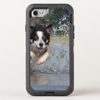 Plaska Collie OtterBox Defender iPhone 7 Skal