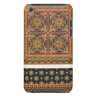 Plätera av designen för mattar, från 'industriella iPod Case-Mate skydd