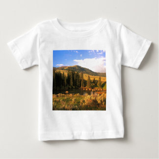 PlatsLamar dal Yellowstone Wyoming T Shirt