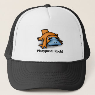 Platypuses sten! keps