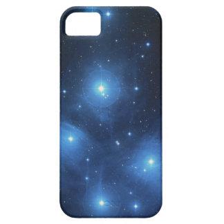 Pleiades'sens stjärna samla i en klunga aka de 7 iPhone 5 skydd