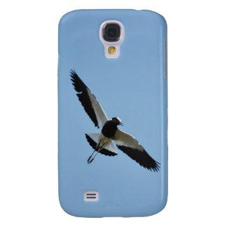Ploverfågel i flyg galaxy s4 fodral