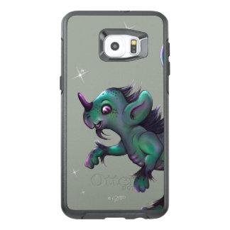 Plus för kant för galax S6 för GRUNCH FRÄMMANDE OtterBox Samsung Galaxy S6 Edge Plus Skal