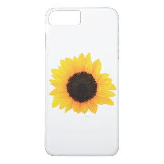 Plus för solrosblomiPhone 7, knappt där