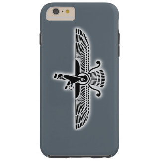 Plus för ZoroastrianiPhone 6/6s, tuff Tough iPhone 6 Plus Fodral