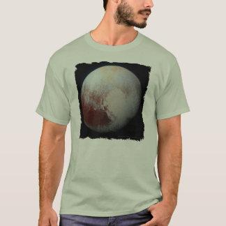 Pluto - den största dvärg- planetT-tröja Tee Shirts